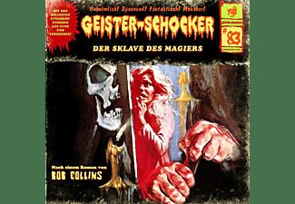 Geister-schocker - Der Sklave Des Magiers-Vol.83  - (CD)