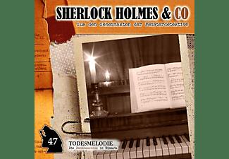 Sherlock Holmes & Co - Todesmelodie-Folge 47  - (CD)