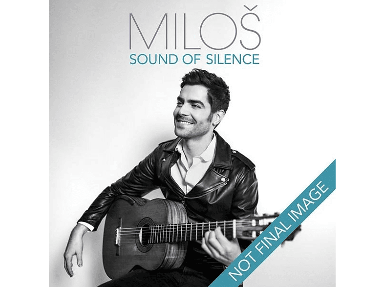 Milos Karadaglic - Sound Of Silence [CD]
