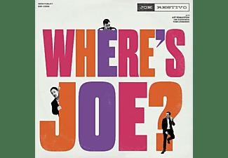 Joe Restivo - Where's Joe?  - (CD)