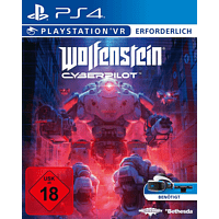 Wolfenstein: Cyberpilot [PlayStation 4]