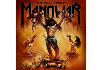 Manowar - The Final Battle I (EP) CD