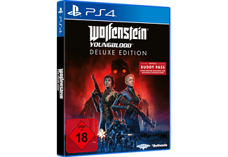 Wolfenstein Youngblood - Deluxe Edition - [PlayStation 4]