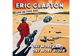Eric Clapton - One More Car, One More Rider (Vinyl LP (nagylemez))