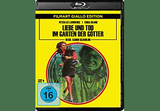 Liebe und Tod im Garten der Götter Blu-ray
