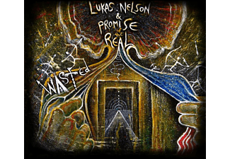 Lukas Nelson & Promise Of The Real - Wasted (CD)
