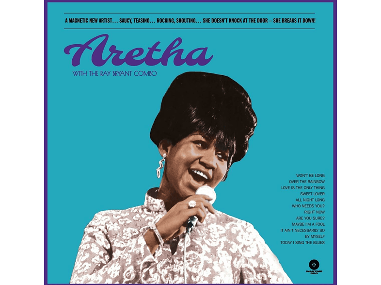 Aretha Franklin - Aretha With The Ray Bryant Combo (180g LP) [Vinyl]
