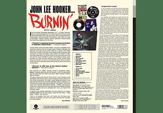 John Lee Hooker - Burnin'+4 Bonus Tracks! (180g LP)  - (Vinyl)
