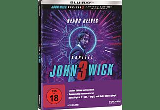 John Wick: Kapitel 3 (Limited Steelbook) Blu-ray