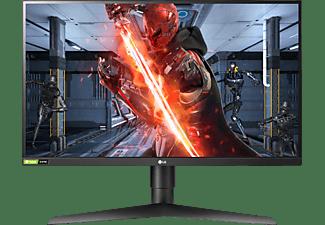 LG 27GL850-B UltraGear 27 Zoll WQHD Gaming Monitor (1 ms Reaktionszeit, 144 Hz)