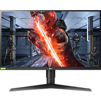 LG ELECTRONICS Gaming Monitor UltraGear 27GL850-B, 27 Zoll, WQHD, 144Hz, 1ms, IPS, 350cd, 98% DCI-P3, Schwarz