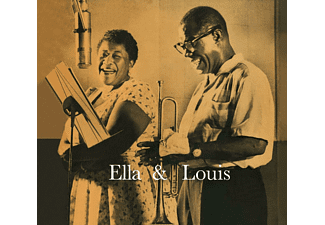 Ella Fitzgerald & Louis Armstrong - Ella & Louis+8 Bonus Tracks!  - (CD)