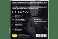 Shanghai Symphony Orchestra, Maxim Vengerov, Yu Long - Gateways [CD]