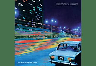 VARIOUS - Groove of ESSR  - (CD)