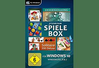 Premium Spielebox für Windows 10 - [PC]