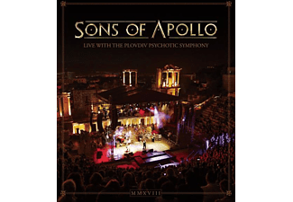 Sons Of Apollo - Live With The Plovdiv Psychotic Symphony  - (Blu-ray)
