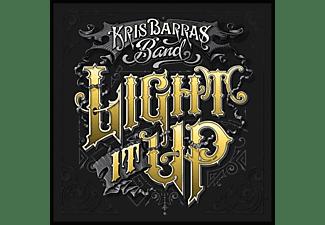 Kris Barras Band - Light It Up  - (CD)