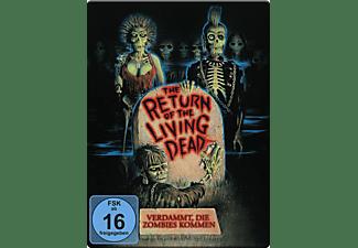 The Return of the Living Dead - Verdammt, die Zombies kommen (Steelbook) Blu-ray