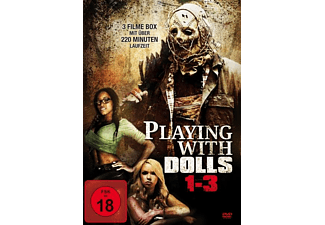 Playing with Dolls 1-3 DVD