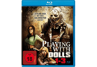 Playing with Dolls 1-3 Blu-ray