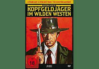 Gefürchtete Kopfgeldjäger im Wilden Westen DVD
