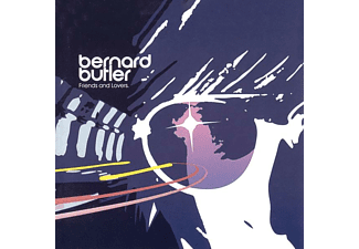 Bernard Butler - FRIENDS AND LOVERS  - (CD)