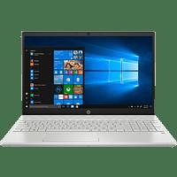 HP Pavilion 15-cw1310ng, Notebook mit 15,6 Zoll Display, AMD Ryzen 7 Prozessor, 16 GB RAM, 512 GB SSD, AMD Radeon RX Vega 10, Silber