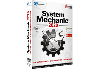 PC - System Mechanic 2020 (Code in a Box) /D