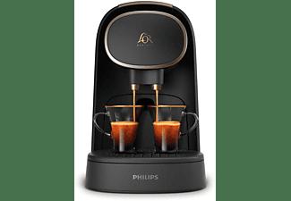 PHILIPS Kaffeemaschine L´OR LM8016/90 Barista Premium Solo, Grau