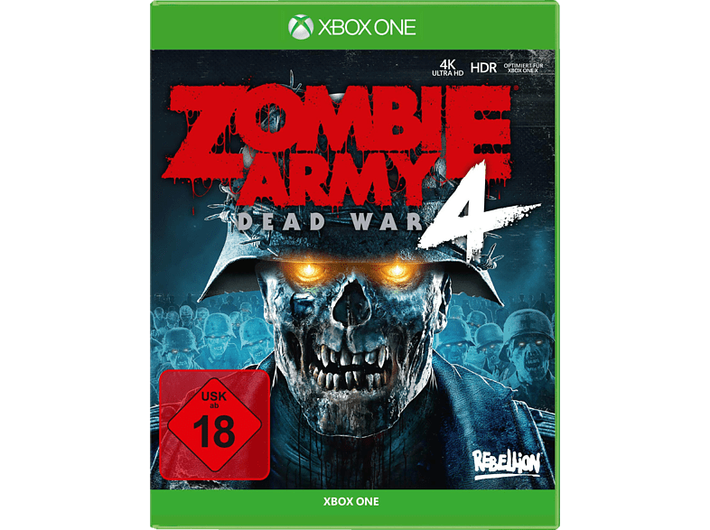 Zombie Army 4: Dead War [Xbox One]