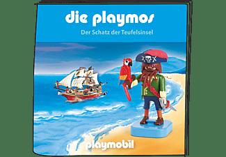 Audiosystem Tonies Hörfigur Playmo 1 - Der Schatz der Teufelsinsel