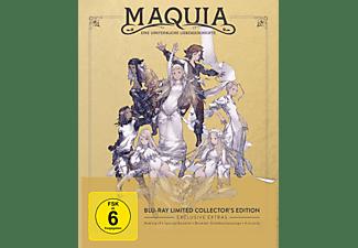 Maquia - Eine unsterbliche Liebesgeschichte (Limited Collector's Edition) Blu-ray
