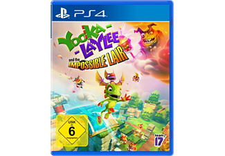 Yooka-Laylee and the Impossible Lair - [PlayStation 4]