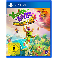 Yooka-Laylee and the Impossible Lair [PlayStation 4]