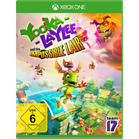 Yooka-Laylee and the Impossible Lair [Xbox One]