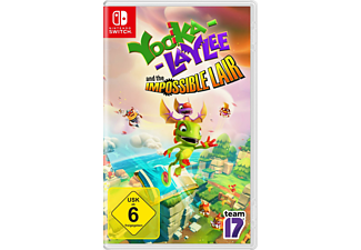 Yooka-Laylee and the Impossible Lair - [Nintendo Switch]