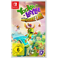 Yooka-Laylee and the Impossible Lair [Nintendo Switch]