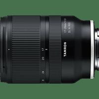 TAMRON RXD f./2.8 17 mm-28 mm f./2.8 Di III (Objektiv für Sony E-Mount, Schwarz)