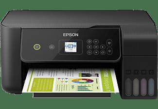 EPSON Multifunktionsdrucker EcoTank ET-2720 schwarz, Tinte (C11CH42402)