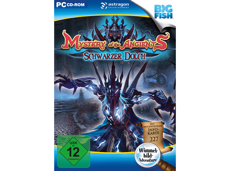 MYSTERY OF THE ANCIENTS - SCHWARZER DOLCH [PC]
