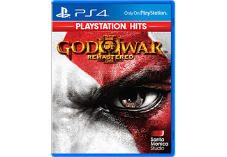 God Of War 3 NL/FR PS4