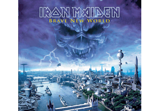 Iron Maiden - Brave New World (2015 Remaster) CD