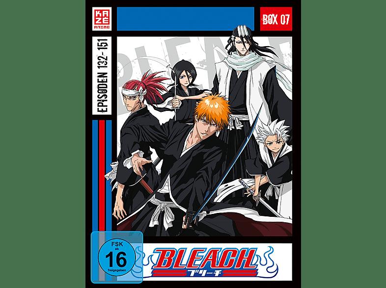 Bleach TV Serie - DVD Box 7 - Episoden 132-151 [DVD]