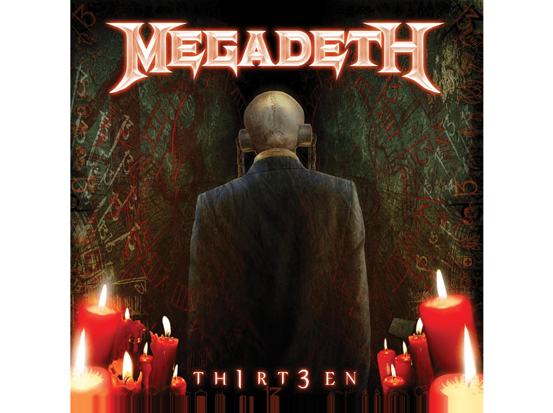 Megadeth - Th1rt3en [Vinyl]