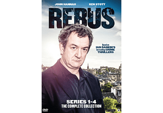 Rebus: The Complete Collection - DVD