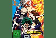 My Hero Academia - Staffel 2 - Box 2 [DVD]