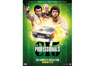 The Professionnals: Seizoen 1 tot 5 - DVD