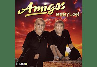 Die Amigos - Babylon  - (CD)