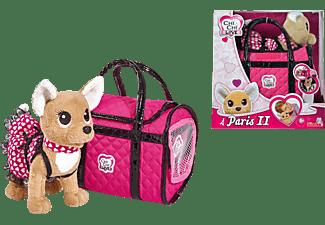 SIMBA TOYS Chi Chi LOVE Paris Spielzeughund Mehrfarbig