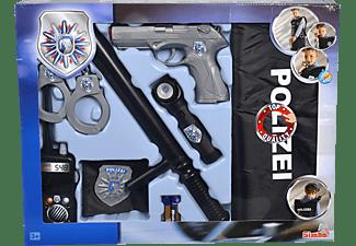 SIMBA TOYS Polizeieinsatz-Set Verkleidung Mehrfarbig
